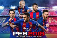 PES 2018 / Pro Evolution Soccer 2018: FC Barcelona Edition (2017) RePack