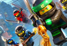 The LEGO NINJAGO Movie Video Game (2017) RePack от qoob