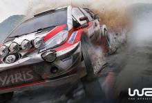 WRC 7 FIA World Rally Championship (2017) RePack