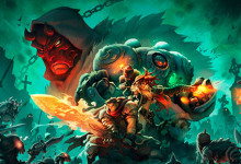 Battle Chasers: Nightwar (2017) RePack от qoob
