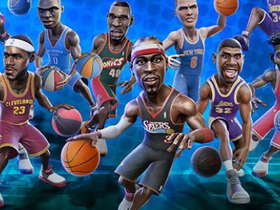 NBA Playgrounds (2017) RePack от qoob