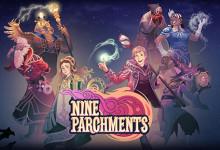 Nine Parchments (2017) RePack от qoob