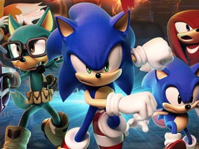 Sonic Forces (2017) RePack от qoob