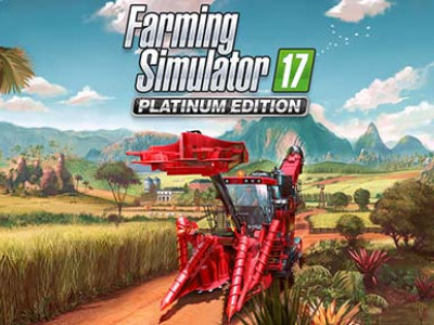 Farming Simulator 17: Platinum Edition (2016) RePack
