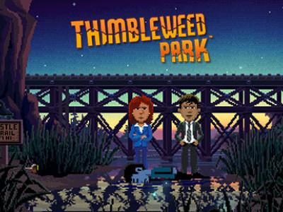 Thimbleweed Park (2017) RePack