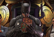 Batman: The Enemy Within — The Telltale Series (2017) RePack от qoob