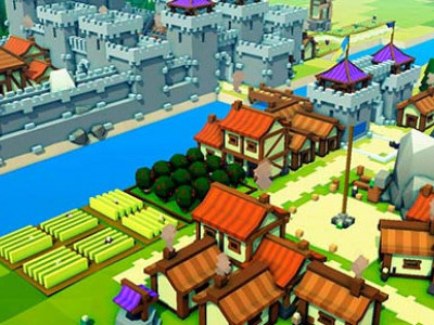 Kingdoms and Castles (2017) RePack от qoob
