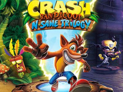 Crash Bandicoot N. Sane Trilogy (2018) RePack