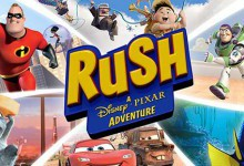 Rush: A Disney Pixar Adventure (2018) RePack от qoob