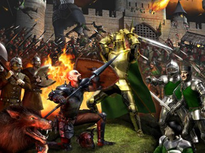 Stronghold Legends: Steam Edition (2009) RePack