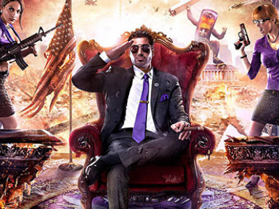 Saints Row IV: Game of the Century Edition (2014) RePack