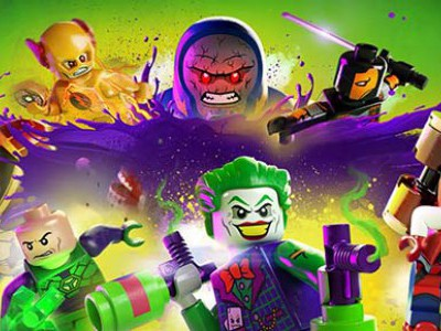LEGO DC Super-Villains Deluxe Edition (2018) RePack