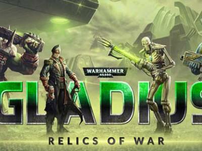Warhammer 40,000: Gladius — Relics of War: Deluxe Edition (2018) RePack